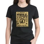 Billy's Funeral Women's Dark T-Shirt