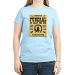 Billy's Funeral Women's Light T-Shirt