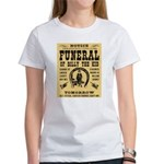 Billy's Funeral Women's T-Shirt
