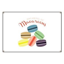Dreaming of Macaroons Banner