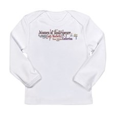 Women of Shakespeare Long Sleeve T-Shirt
