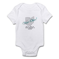 Visit Ohio! You'll Have to Dr Infant Bodysuit