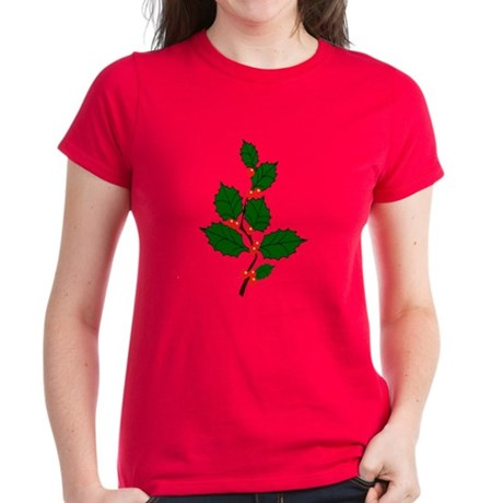 Holly Women's Dark T-Shirt