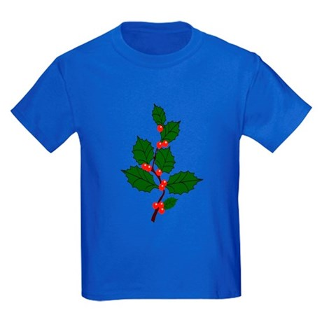 Holly Kids Dark T-Shirt