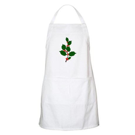 Holly BBQ Apron