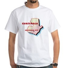 Guatemala Map Shirt