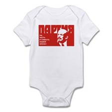 Partiya Plakat Infant Bodysuit