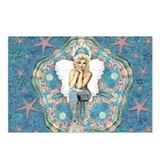 Sand Dollar Angel Postcards (Package of 8)
