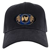 First Nations Black Baseball Cap Metis Rebellion