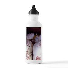 Les Moulins. 1826 flou Water Bottle