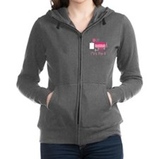 Mrs. Fix -it Women's Zip Hoodie