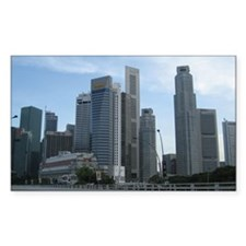 Singapore Central Business District Decal