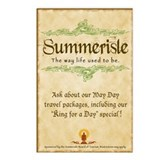 Summerisle -  Postcards (Package of 8)