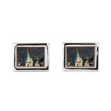 Dom (Cathedral) and Franzisk Rectangular Cufflinks