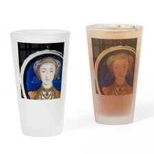 Anne of Cleves by Holbein, 1515-155 Drinking Glass