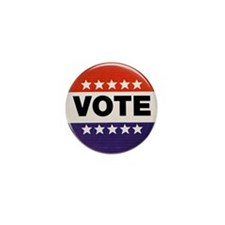 Get Out The Vote Button Mini Button (10 pack)