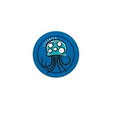 Cnidarian Mini Button