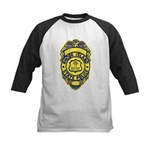 Rhode Island State Police Kids Baseball Jersey