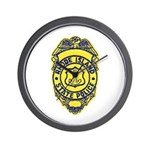Rhode Island State Police Wall Clock