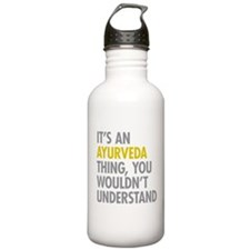 Its An Ayurveda Thing Sports Water Bottle