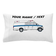 Custom Ambulance Pillow Case
