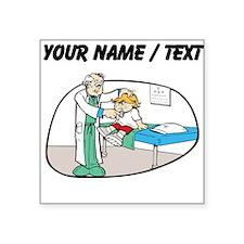 Custom Pediatrician Sticker