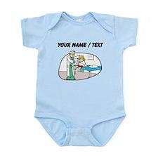 Custom Pediatrician Body Suit