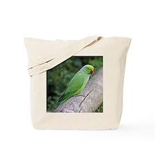 Parakeet Tote Bag