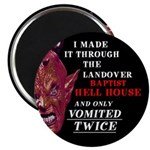 Hell House Magnet
