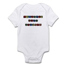 AWP Bright Blocks Infant Bodysuit