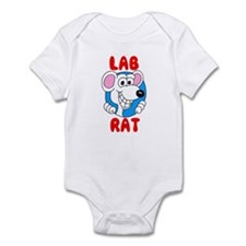 Science Lab Rat Infant Bodysuit