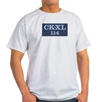 CKXL Calgary '68 -  Light T-Shirt