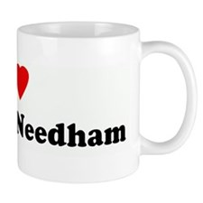 I Love Francine Needham Mug