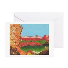 Ghost Ranch, NM  Greeting Cards (Pk of 10)
