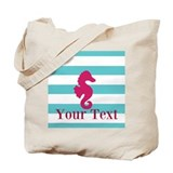Personalizable horse Canvas Bags