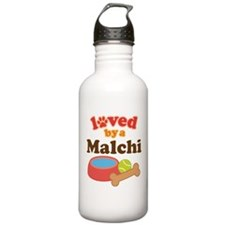 Malchi Dog Water Bottle