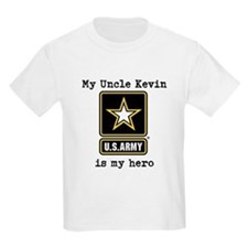 My Uncle Is My Hero US Army T-Shirt