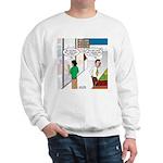 Men Shopping Sweatshirt