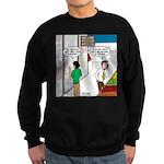 Men Shopping Sweatshirt (dark)