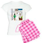 Men Shopping Women's Light Pajamas