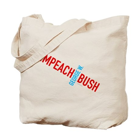 Impeach George W. Bush Tote Bag