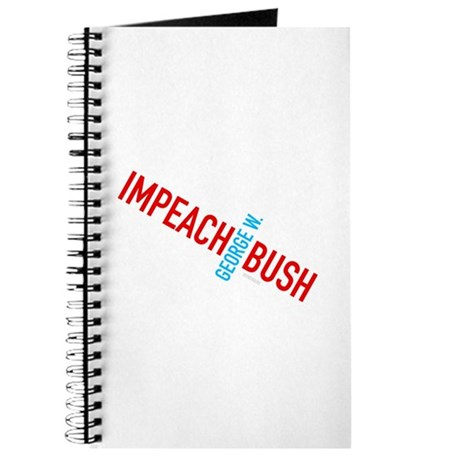 Impeach George W. Bush Journal