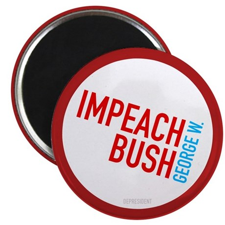 "Impeach George W. Bush 2.25"" Magnet (100 pack)"