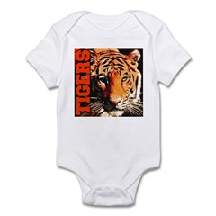 Tigers Infant Bodysuit