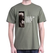 """Twain """"Blushes"""" T-Shirt"""