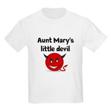 Aunts Little Devil (Custom) T-Shirt