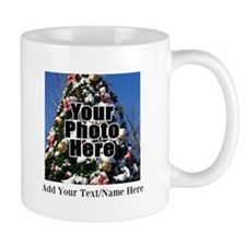 Custom Personalized Color Photo And Text Mugs
