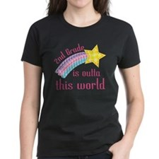 2nd Grade is Outta this World T-Shirt