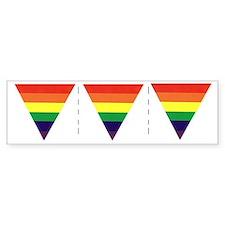Three Triangles Share-a-Bumper Sticker