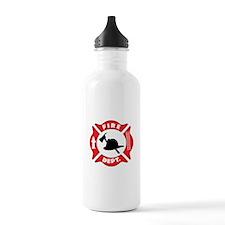 Fire department 2 Water Bottle